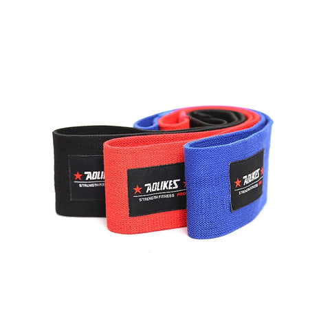 loop resistance bands multiple sizes