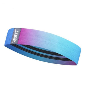 multi-colour resistance band