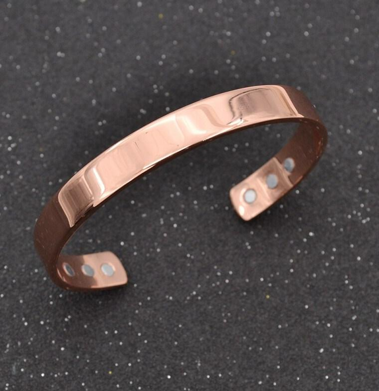 Magnetic Copper Bracelet | Healing Bio Therapy | Pain Relief - Go Young!