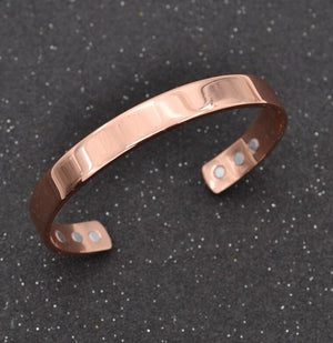 Magnetic Copper Bracelet | Healing Bio Therapy | Pain Relief
