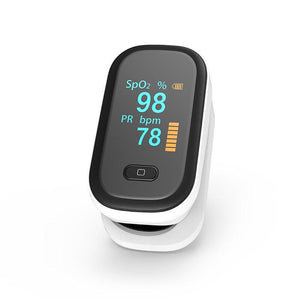 oxygen saturation monitor without box