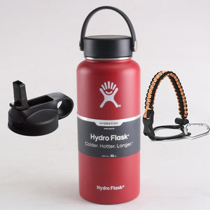 hydro flask red accessories