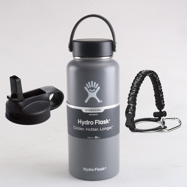 hydro flask gray accessories
