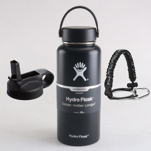 hydro flask black accessories
