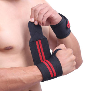2pcs Weight Lifting Wrist Support Straps - Go Young!