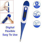 Digital Body Thermometer | Sensitive Measurement | Flexible