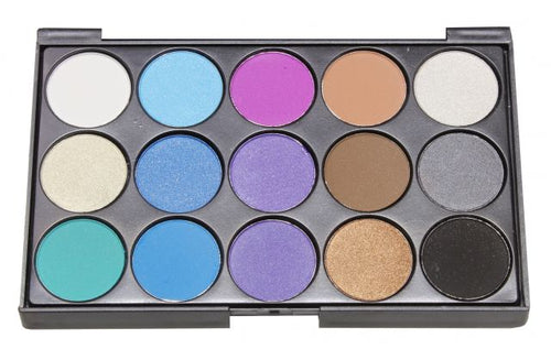 15 Colors E15-3 Eyeshadow Mini