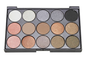 15 Colors E15-2 Eyeshadow Mini