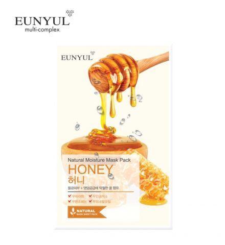 Korean Moisture Mask-Honey