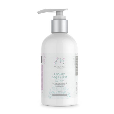 Cooling Leg & Foot Lotion