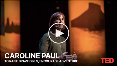 TED Talks we love - To raise brave girls, encourage adventure