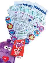 Owie! Essential - 50 Items - owiefirstaid ,  - First Aid Kit