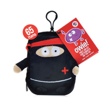 Owie! Ninja Adventure - 65 Items - owiefirstaid ,  - First Aid Kit