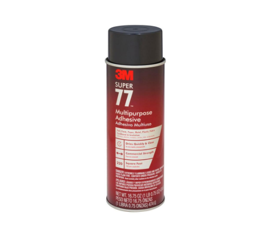 https://www.ebay.com/i/New-Super-77-16-75-fl-oz-Multi-Purpose-Spray-Adhesive-Transparent-sprayformula/232399813177