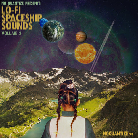 Lo-Fi Spaceship Sounds Volume 2