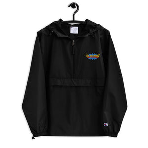 No Quantize Logo Champion Jacket