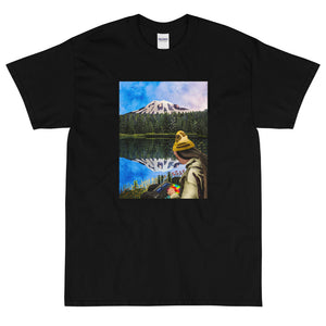 'Beats by the Lake' Short Sleeve T-Shirt