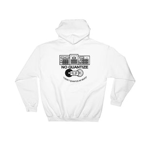 """I DON'T QUANTIZE MY BEATS"" Hoodie (Multiple Colors)"