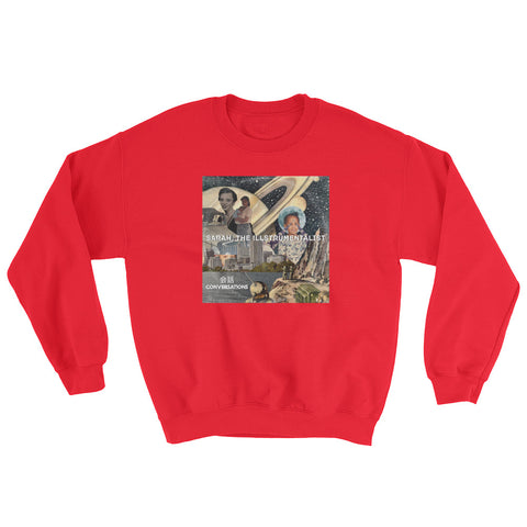 Conversations Beat Tape Sweatshirt (Muti-Colors)