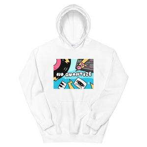 NO QUANTIZE X TAKA ILLUSTRATION COLLAB Unisex Hoodie