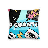 No Quantize x Taka Illustration Collab Premium Pillow