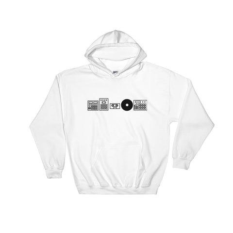 Beat Machine Hoodies