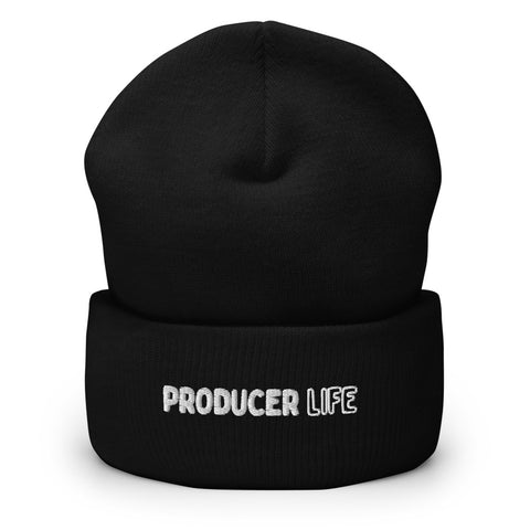 Producer Life Cuffed Beanie