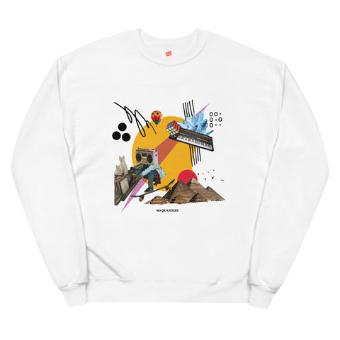 """MIDS"" Collage Unisex sweatshirt"