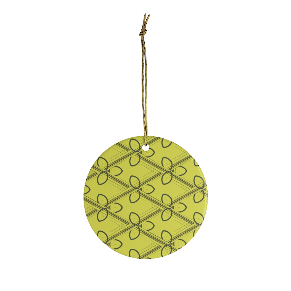 Gimlet Ornament