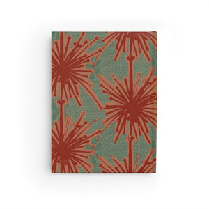 Flower Power Journal - Coral