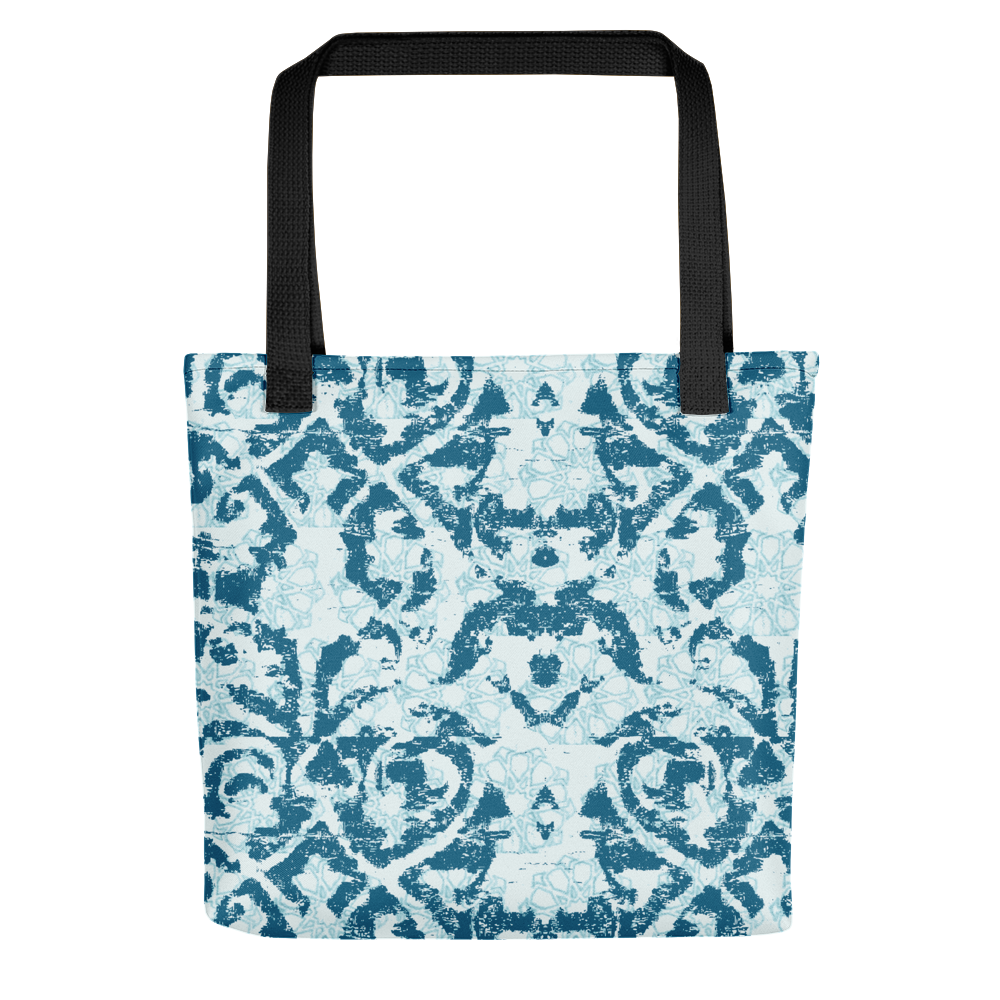 Damask and Receive Tote Bag