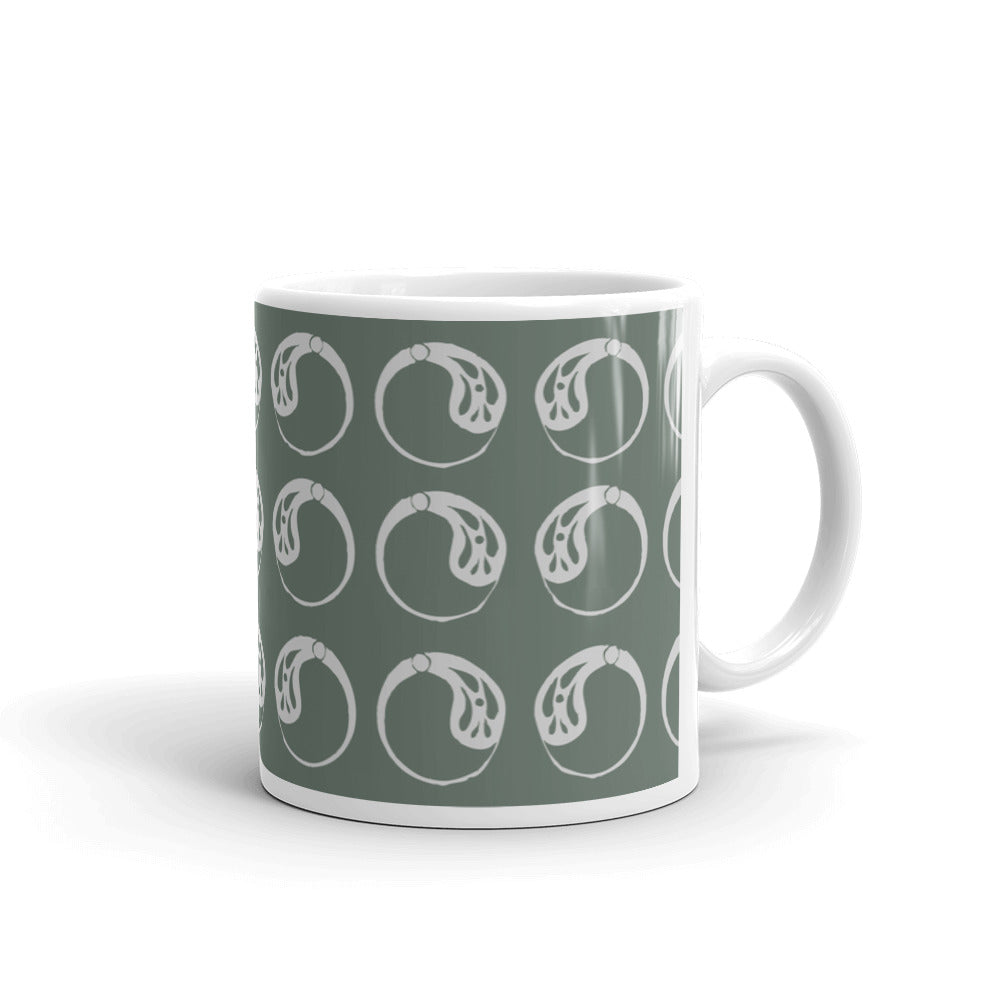 Moon Drop Coffee Mug