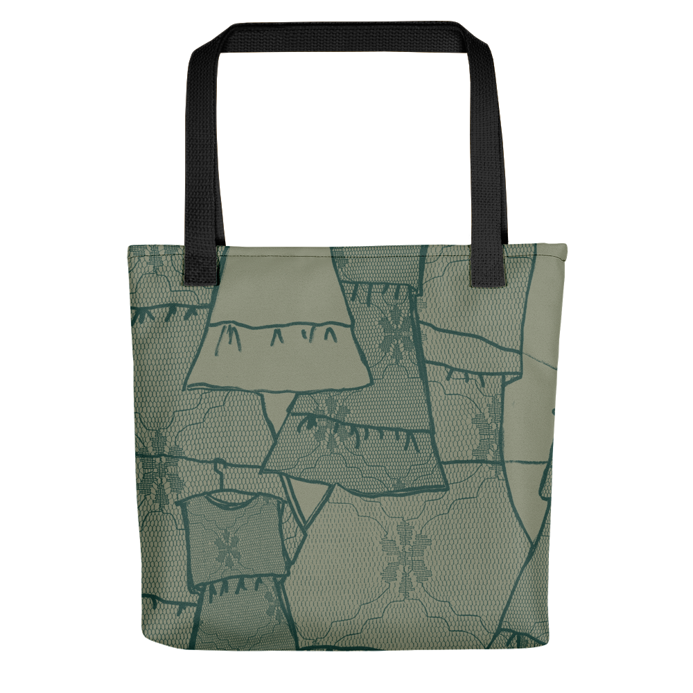 Best Dressed Tote Bag