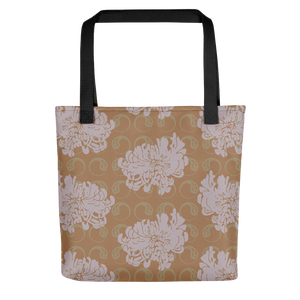 Petal Pusher Tote Bag