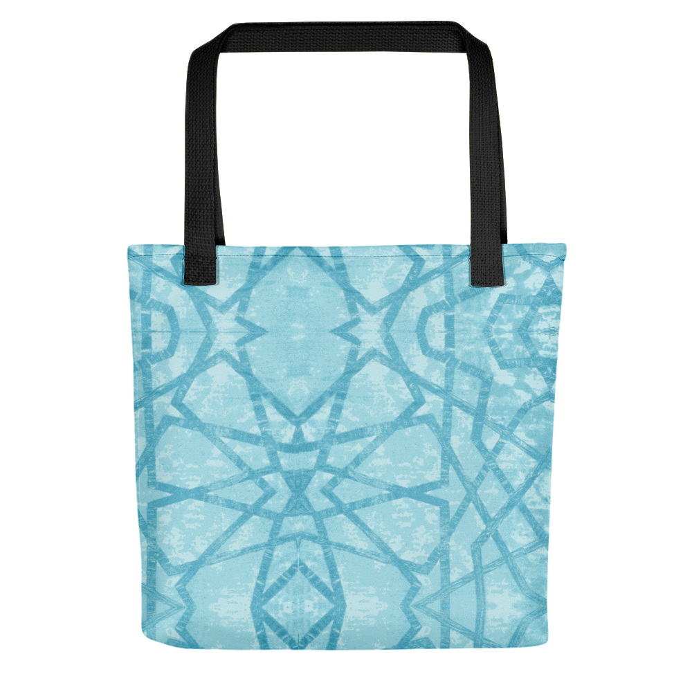 Good Angle Geometric Tote Bag