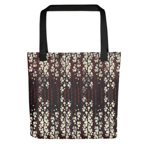 Snow Right Tote Bag
