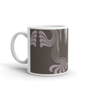 Art Nouveau Thyself Coffee Mug