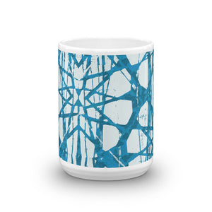 Batik Tock Coffee Mug