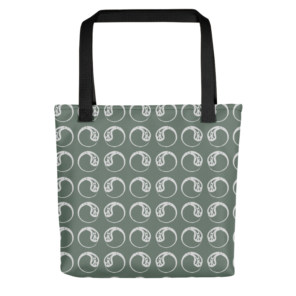 Moon Drop Tote Bag
