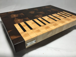 Piano cutting board