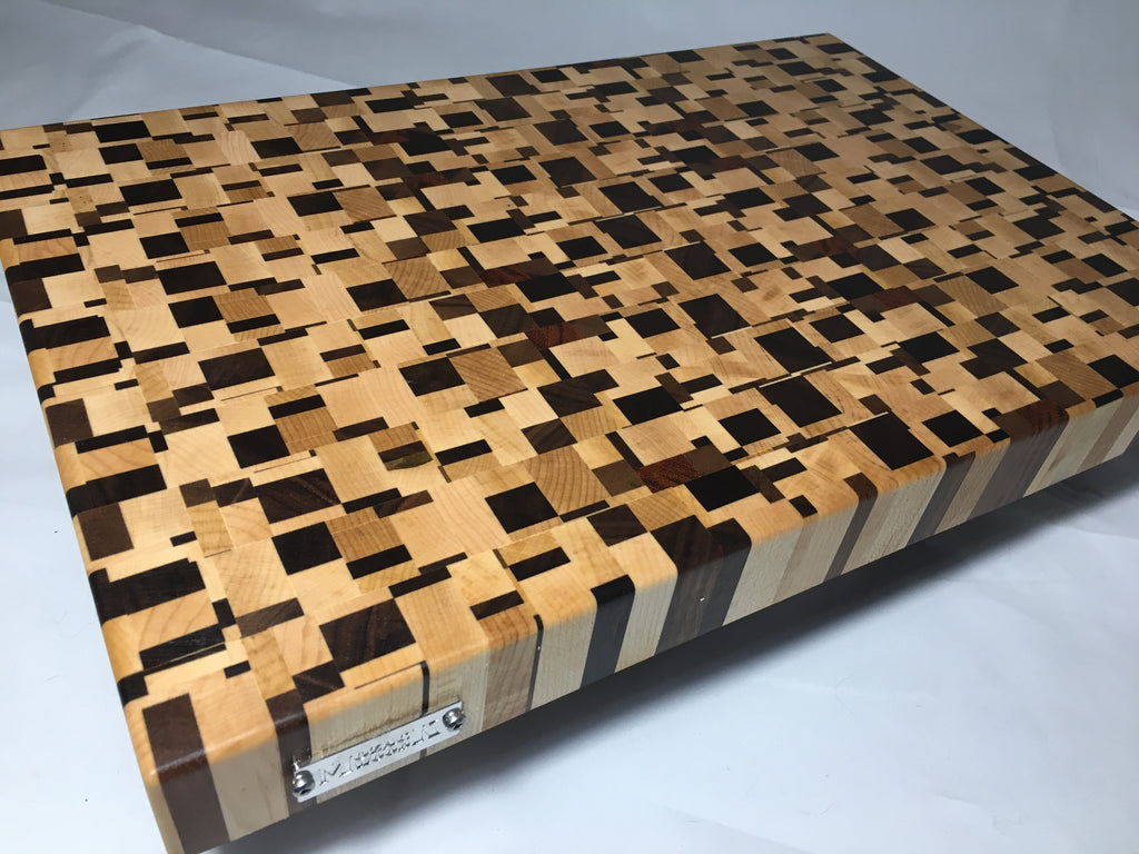Mosaic Cutting Board