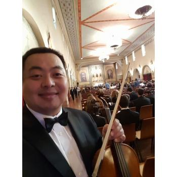 Fiddlershop's Music is for Everyone Series: Jay Choi