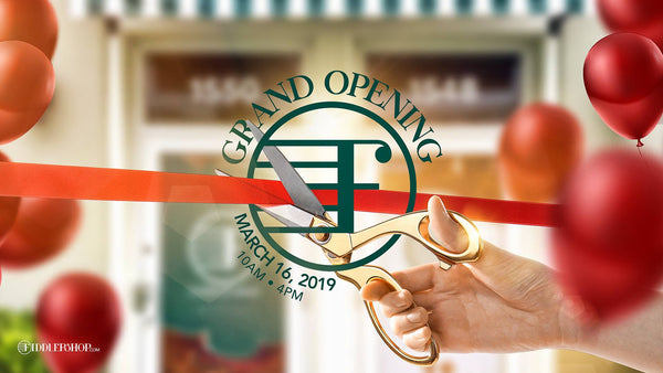 Showroom Grand Opening March 16th, 2019