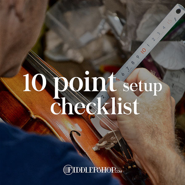 Our 10-Point Adjustment Checklist