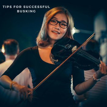 Fiddlershop's Tips for Successful Busking