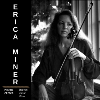 Fiddlershop's Music is for Everyone Series: Erica Miner