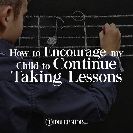 How to Encourage my Child to Continue Taking Lessons