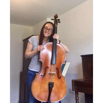 Fiddlershop's Music is for Everyone Series: Elisa Evans