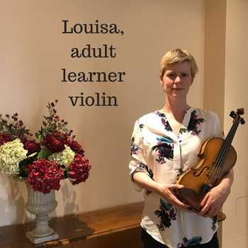 Fiddlershop's Music is for Everyone Series: Louisa Symington-Mills