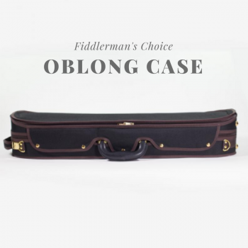 Product Spotlight: Fiddlerman's Choice Oblong Violin Case FC100